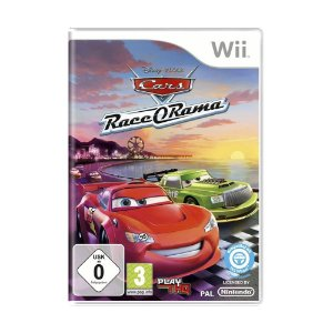 Jogo Cars Race-O-Rama - Wii (Europeu)