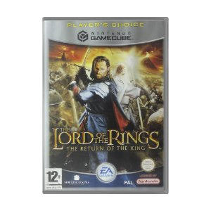 Jogo Lord of the Rings: The Return of The King - GameCube (Europeu)