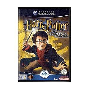 Jogo Harry Potter en de Geheime Kamer - GameCube (Europeu)