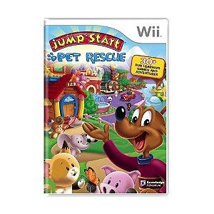 Jogo JumpStart: Pet Rescue - Wii