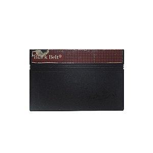 Jogo Black Belt - Master System