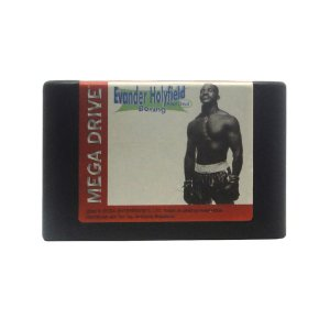 Jogo Evander Holyfield's Real Deal Boxing - Mega Drive