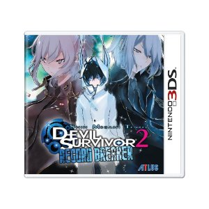 Jogo Shin Megami Tensei: Devil Survivor 2 Record Breaker - 3DS