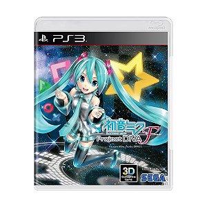 Jogo Hatsune Miku: Project Diva F - PS3