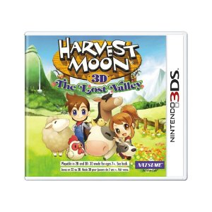 Jogo Harvest Moon: The Lost Valley - 3DS
