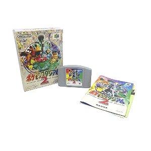 Jogo Pokémon Stadium 2 - N64 (Japonês)