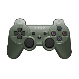Controle Sony Dualshock 3 Verde - PS3