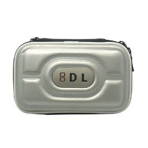 Case Protetora Cinza para Nintendo DS Lite