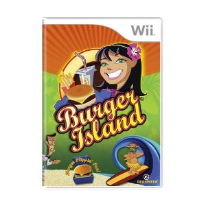 Jogo Burger Island - Wii