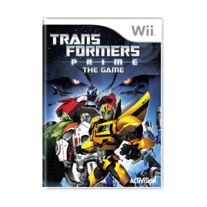 Jogo Transformers Prime: The Game - Wii