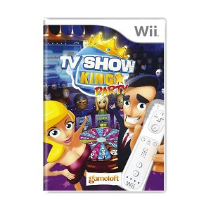 Jogo Tv Show King Party - Wii