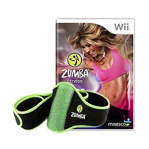 Jogo Zumba Fitness Core + Zumba Fitness Belt - Wii