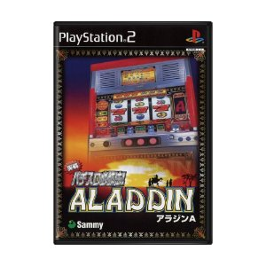 Jogo Jissen Pachi-Slot Hisshouhou! Aladdin A - PS2 (Japonês)