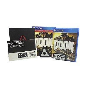 Jogo Doom (UAC Pack) - PS4