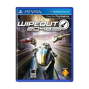 Jogo Wipeout 2048 - PS Vita