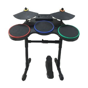 Bateria Wireless Guitar Hero - PS3