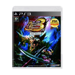 Jogo Monster Hunter Portable 3rd HD Ver. - PS3