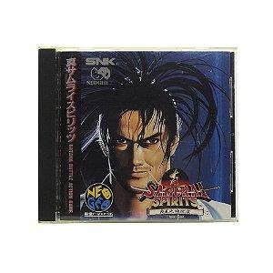 Jogo Shin Samurai Spirits: Haohmaru Jigokuhen - Neo Geo (Japonês)
