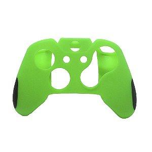 Capa de Silicone Verde para Controle Microsoft - Xbox One