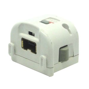 Adaptador Wii Motion Plus Branco - Nintendo Wii