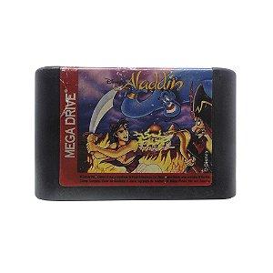 Jogo Aladdin - Mega Drive