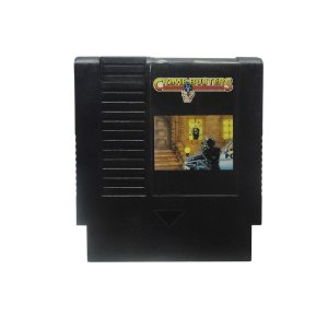 Jogo Crime Busters - NES