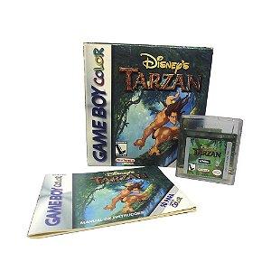 Jogo Disney's Tarzan - GBC