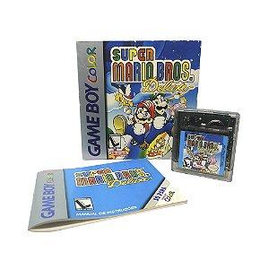 Jogo Super Mario Bros. Deluxe - GBC