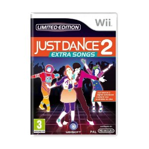 Jogo Just Dance 2: Extra Songs - Wii (Europeu)