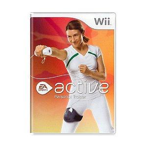 Jogo EA Sports Active - Wii