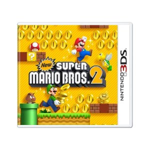 Jogo New Super Mario Bros. 2 - 3DS