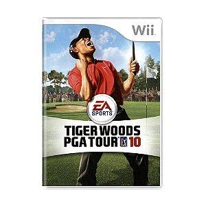 Jogo Tiger Woods PGA Tour 10 - Wii