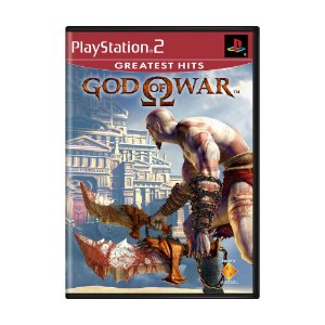Jogo God of War - PS2