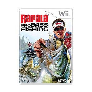 Jogo Rapala Pro Bass Fishing - Wii