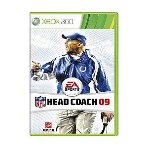 Jogo NFL Head Coach 09 - Xbox 360