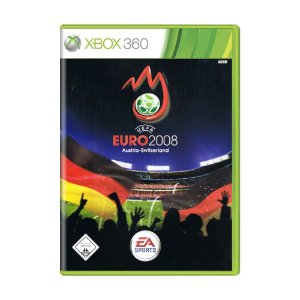 Jogo UEFA Euro 2008 - Xbox 360 (Europeu)