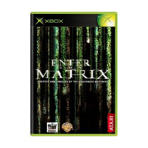 Jogo Enter the Matrix - Xbox