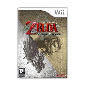 Jogo The Legend of Zelda: Twilight Princess - Wii (Europeu)