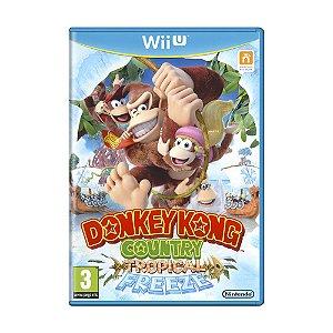 Jogo Donkey Kong Country: Tropical Freeze - Wii U (Europeu)