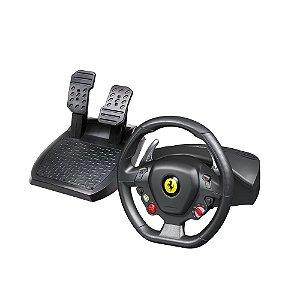 Volante Thrustmaster Ferrari 458 Itália - Xbox 360 e PC