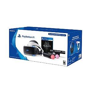 PlayStation VR Bundle + Jogo The Elder Scrolls V: Skyrim VR - PS4 VR