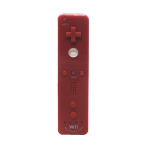 Controle Wii Remote Plus Vermelho - Wii
