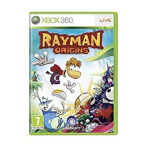 Jogo Rayman Origins - Xbox 360 (Europeu)