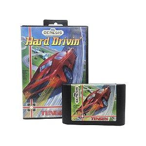 Jogo Hard Drivin' - Mega Drive