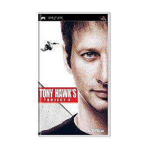 Jogo Tony Hawk's Project 8 - PSP