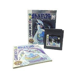 Jogo Pocket Monsters Gin - GBC (Japonês)
