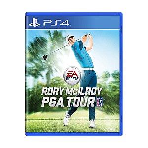 Jogo Rory McIlroy PGA Tour - PS4