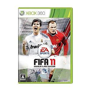 Jogo FIFA 11: World Class Soccer - Xbox 360 (Japonês)