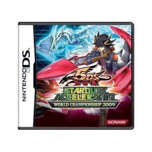 Jogo Yu-Gi-Oh! 5D's Stardust Accelerator: World Championship 2009 - DS