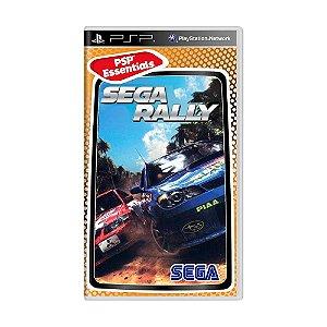 Jogo Sega Rally - PSP